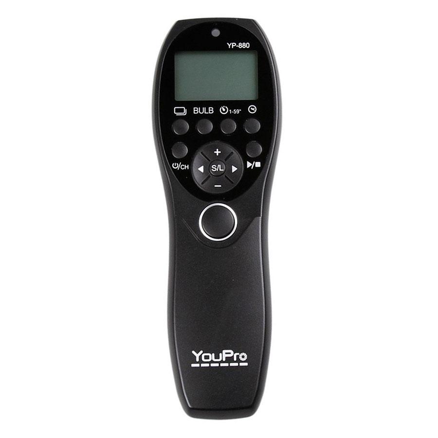 Dây Bấm Youpro YP880 Timelapse - Đổi Đầu Dây All Camera - Hàng Nhập Khẩu