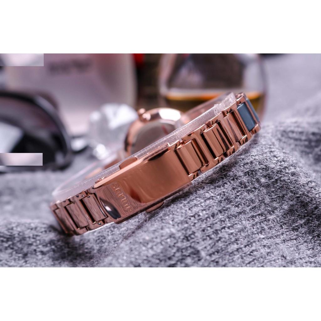 Combo đồng hồ nữ và lắc tay Nữ Julius Ja-1209