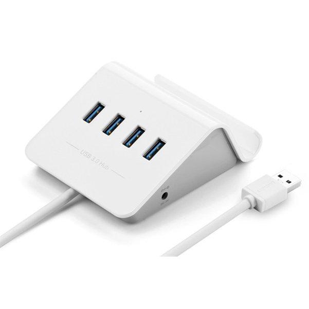 Bộ Chia 4 Cổng USB 3.0 Hỗ Trợ Nguồn Ugreen 20279 - Hàng Chính Hãng