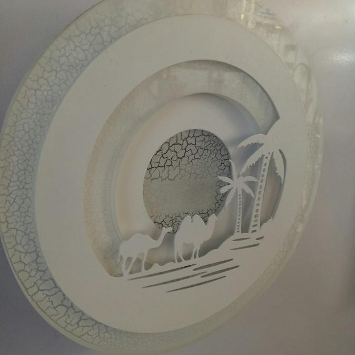 Đèn tường mika hình Lạc Đà C6570