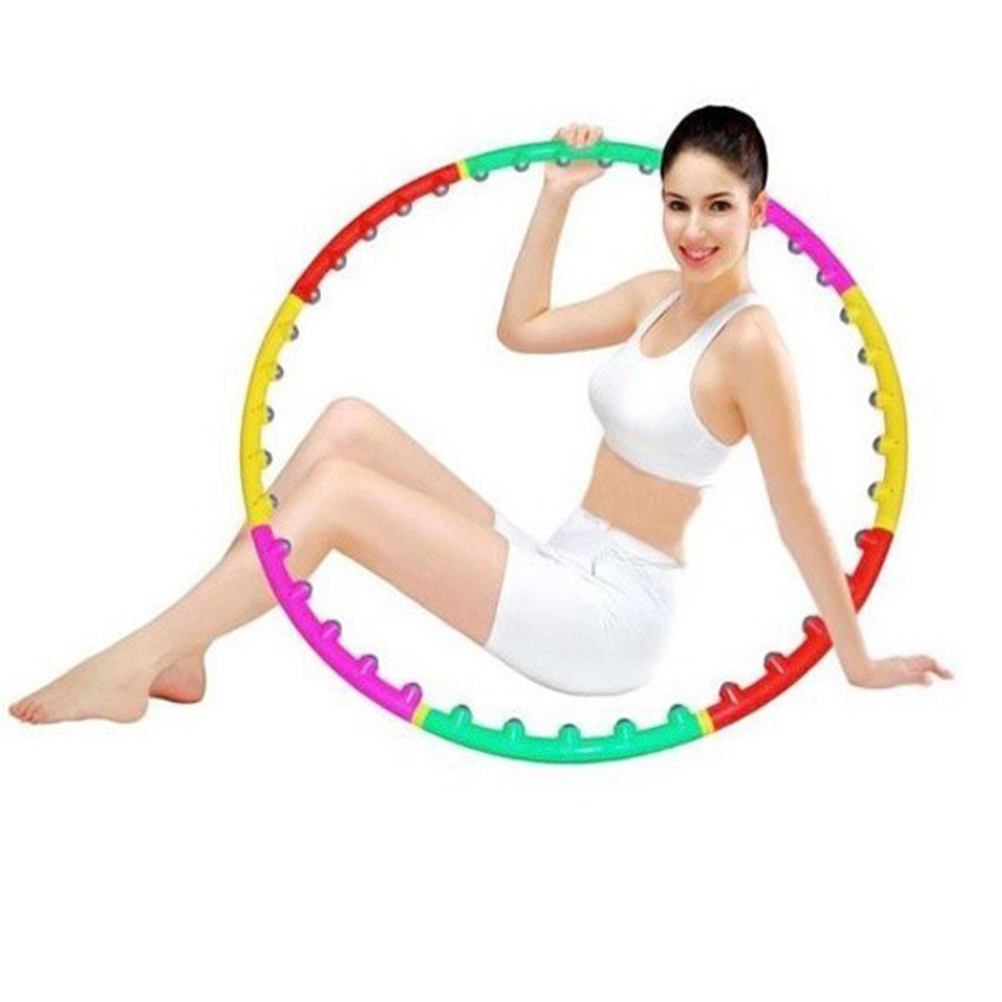 Vòng lắc giảm eo cho thân hình tuyệt hảo không bệnh tật - lắp ráp cực gọn nhẹ - NDHS-544-VoLa