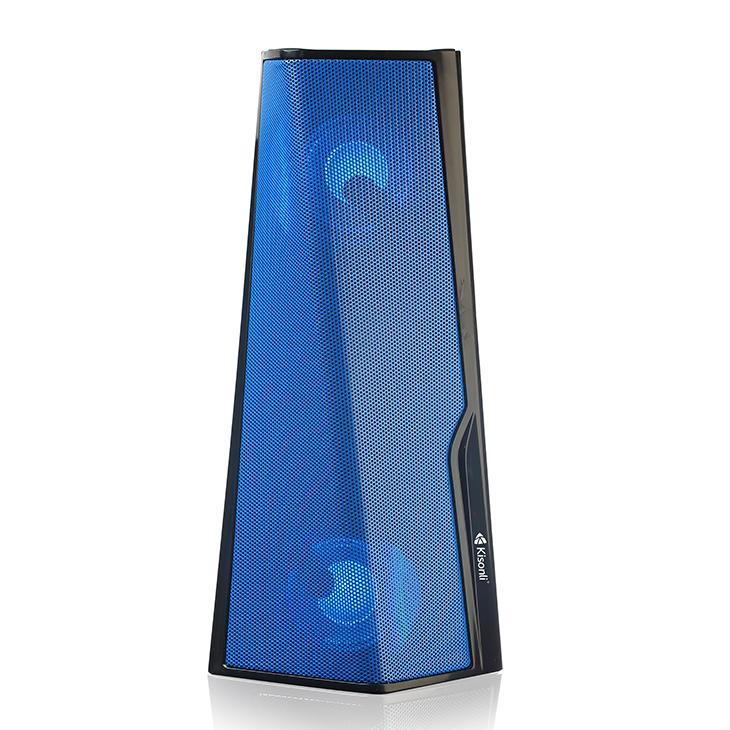 Loa Kisonli Bluetooth Q8S (giao màu ngẫu nhiên) - HÀNG CHÍNH HÃNG