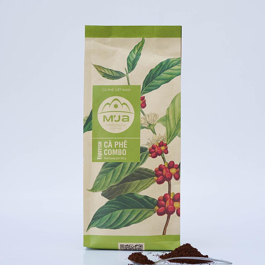 Cà phê MJa Combo 500 gram - Dạng bột - 23631463 , 5259780652557 , 62_20688512 , 150000 , Ca-phe-MJa-Combo-500-gram-Dang-bot-62_20688512 , tiki.vn , Cà phê MJa Combo 500 gram - Dạng bột