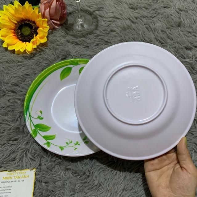 Đĩa nhựa tròn 8 sâu VC ND 508