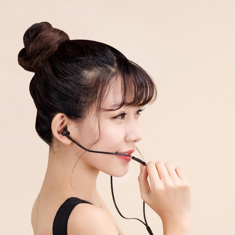 Tai Nghe Nhét Tai Xiaomi In-Ear Headphones Basic 2017 - Hàng Nhập Khẩu