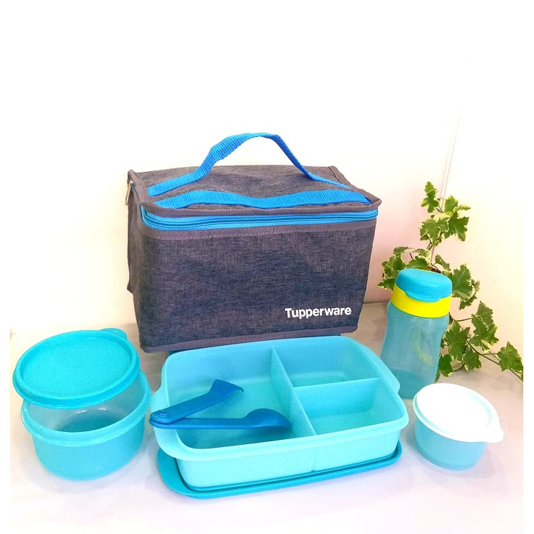 BỘ HỘP CƠM COOL LUNCHY TUPPERWARE