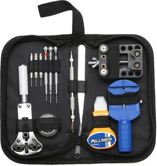 Bộ dụng cụ sửa chữa, tháo lắp đồng hồ đeo tay Milliken NL-3151