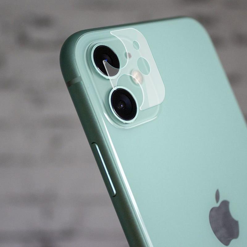 Miếng Gắn Kèm Ống Kính Cường Lực Camera Đơn Chống Loá Iphone 11 / 11 Pro / 11 Pro Max- Handtown- Hàng Chính Hãng