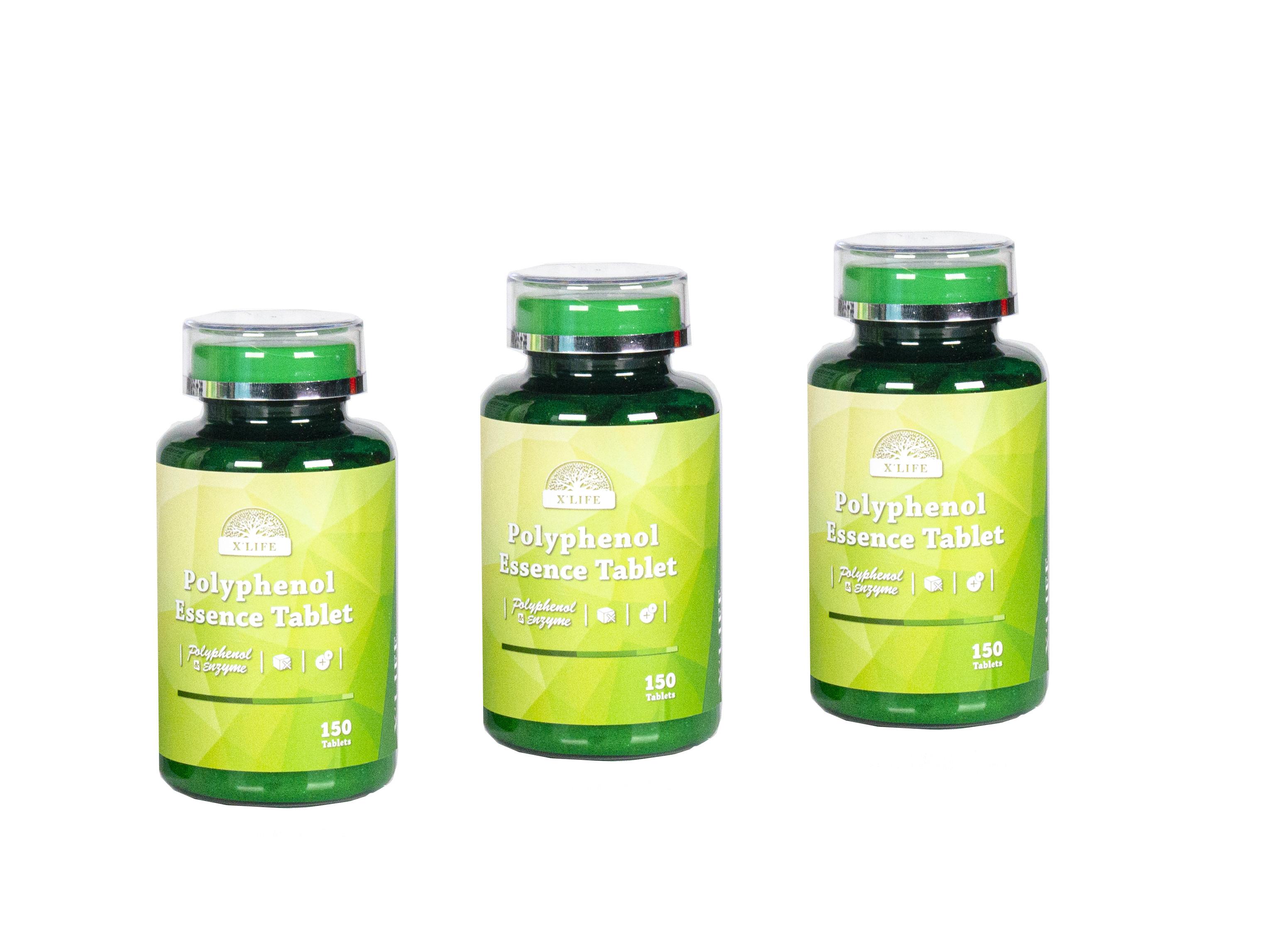 Viên uống tinh chất X'Life Polyphenol
