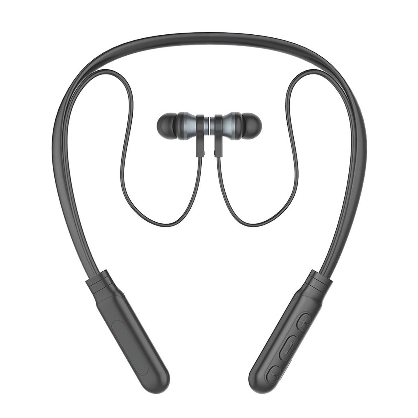 Tai Nghe Bluetooth Quàng Cổ Tiện Lợi Sendem E35 - Kiểu Dáng Thể Thao - Sang Trọng - Hàng Chính Hãng