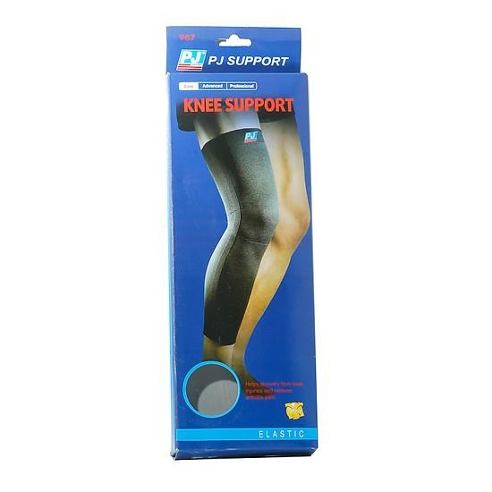 Băng bảo vệ đầu gối dài PJ-967 ( thun 4 chiều)