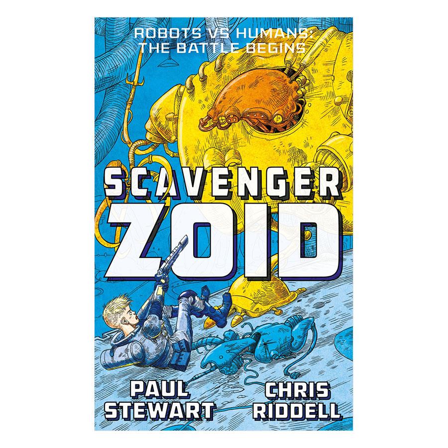 Scavenger: Zoid