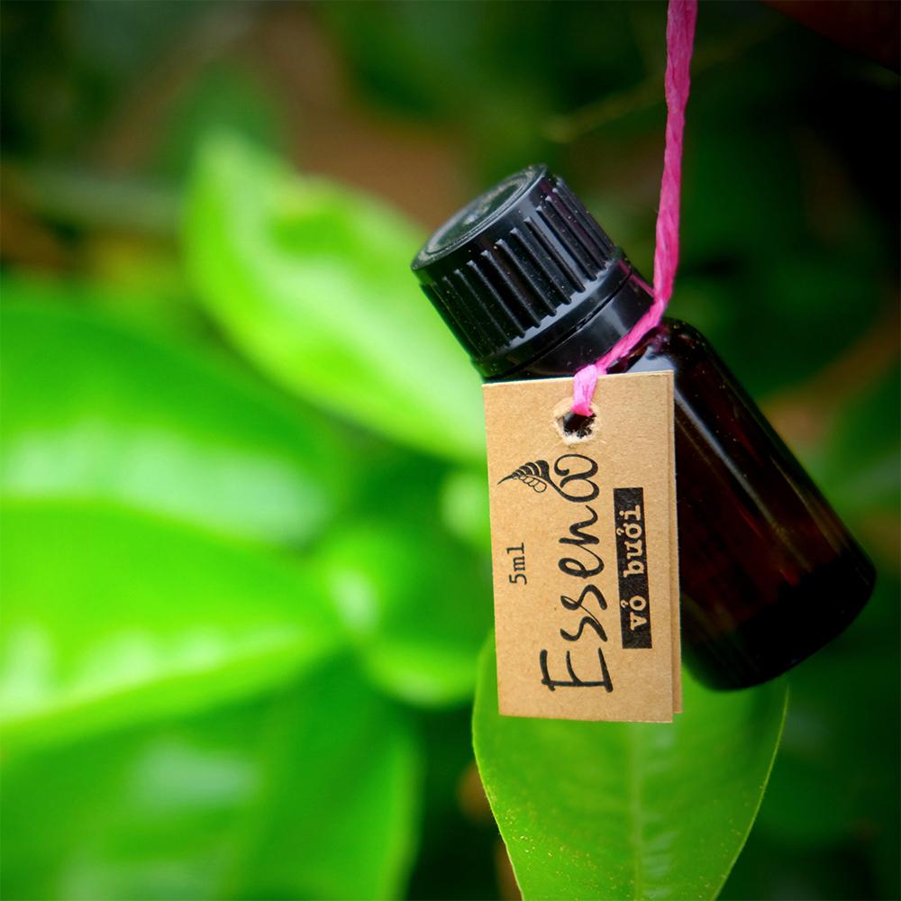Essenoo - Tinh dầu Vỏ bưởi 10ml