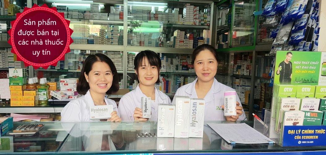 Dung dịch vệ sinh dạng bọt cao cấp cho bà bầu - Hyalosan Wash Foam 150ml