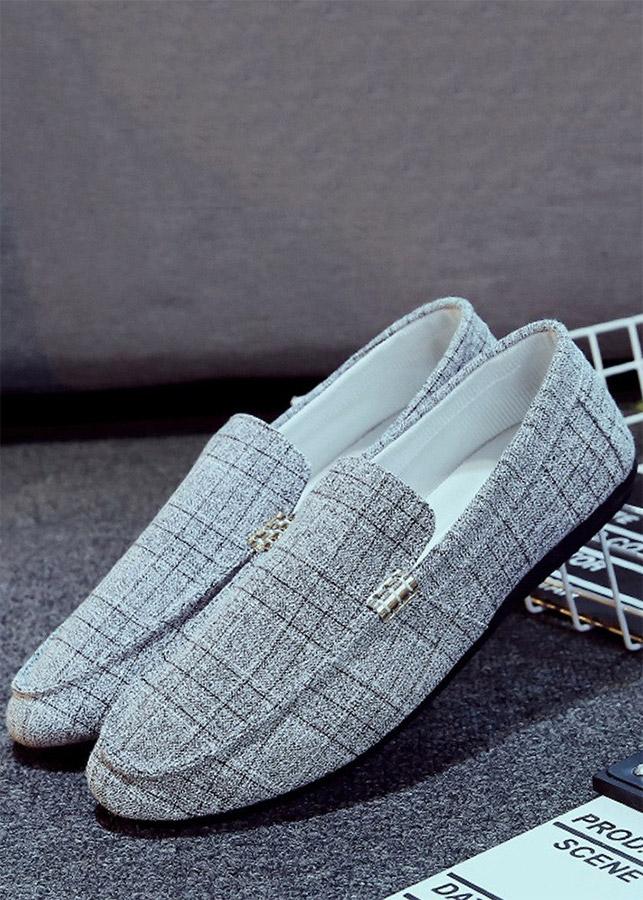 Giày Lười Vải Nam - GV100