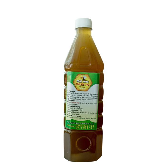 Mật Ong Phước Hỷ - Mật ong Hoa nhãn Hưng Yên