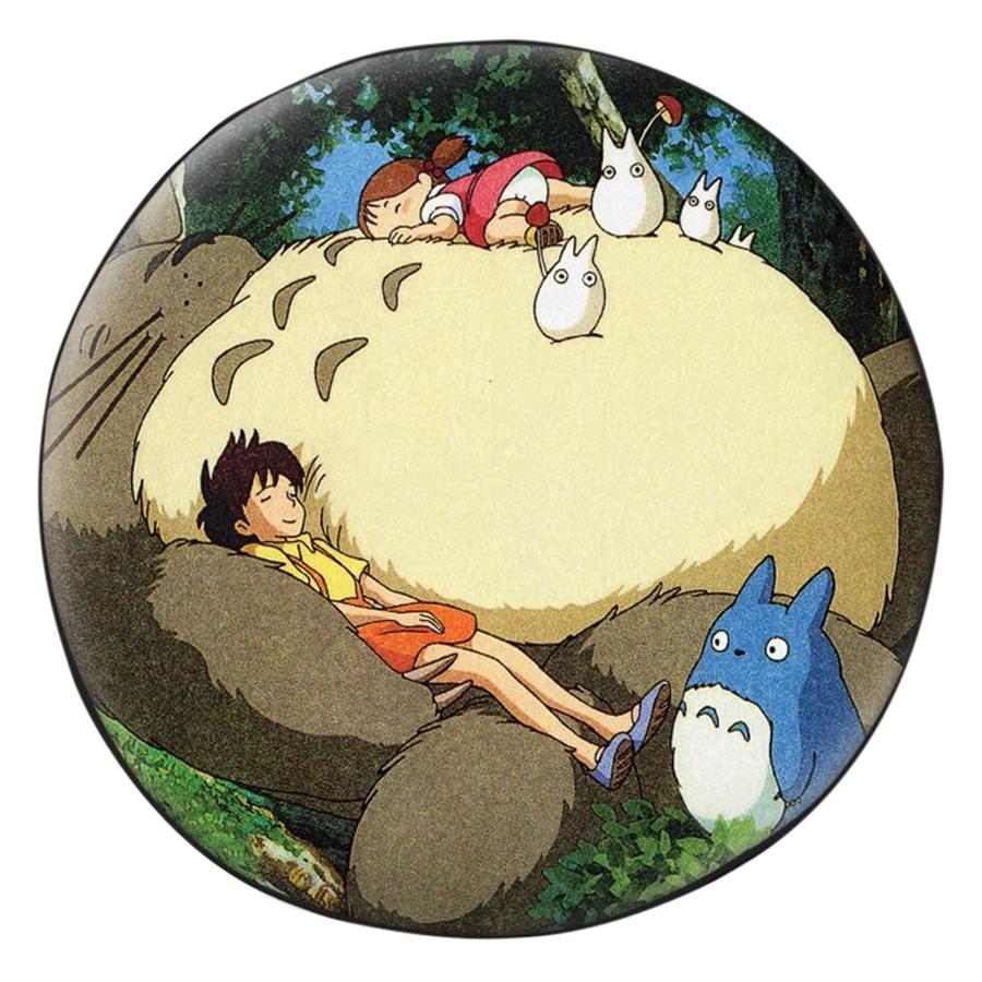Gối Ôm Tròn Totoro Ngủ - GOMA219