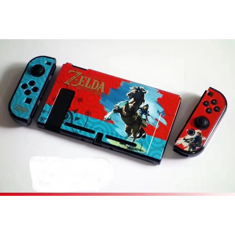 Case ốp cho máy Switch mẫu Zelda