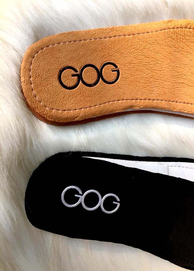 Combo 2 bộ Lót giày da bụng bò miếng liền mềm thấm hút mồ hôi hiệu GOG LOTDA 2 lớp