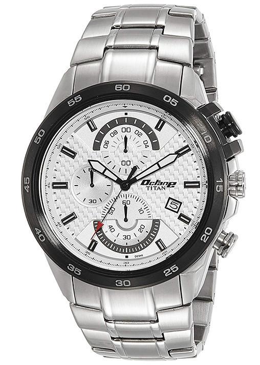 Đồng hồ đeo tay hiệu Titan 90046KM01