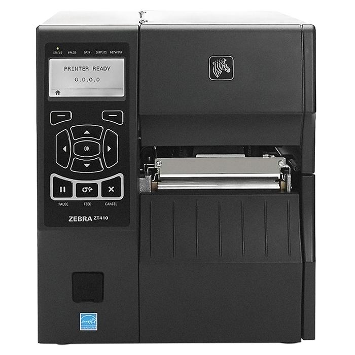 Máy in mã vạch Zebra ZT410 Barcode Printer 300DPI - Hàng chính hãng