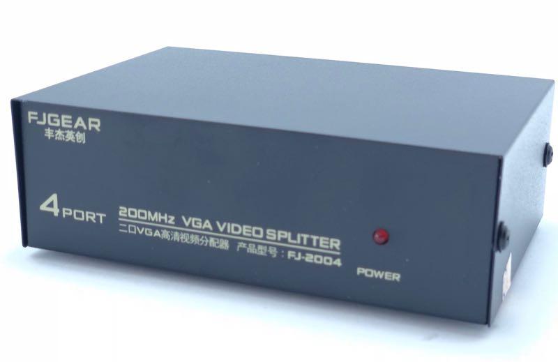 Hub VGA ra 2 đầu NS 4396