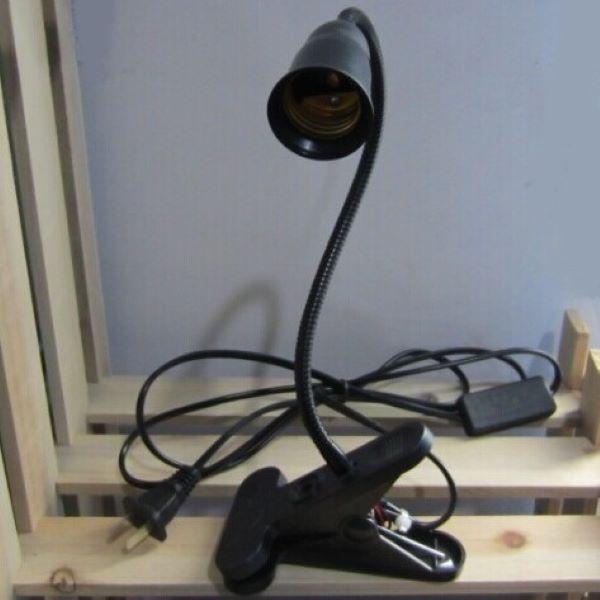 Đui đèn kẹp bàn chuyển hướng BM1 30cm