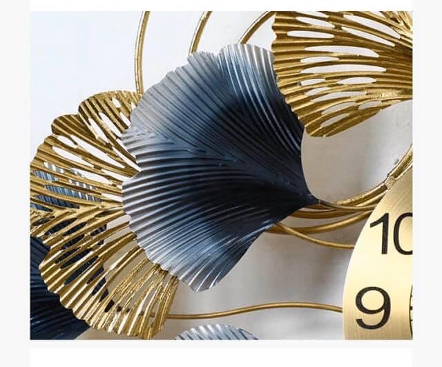 Đồng Hồ Treo Tường Mẫu Deco Nghệ Thuật DH95 Phong Cách Trang Trí Decor mới lạ