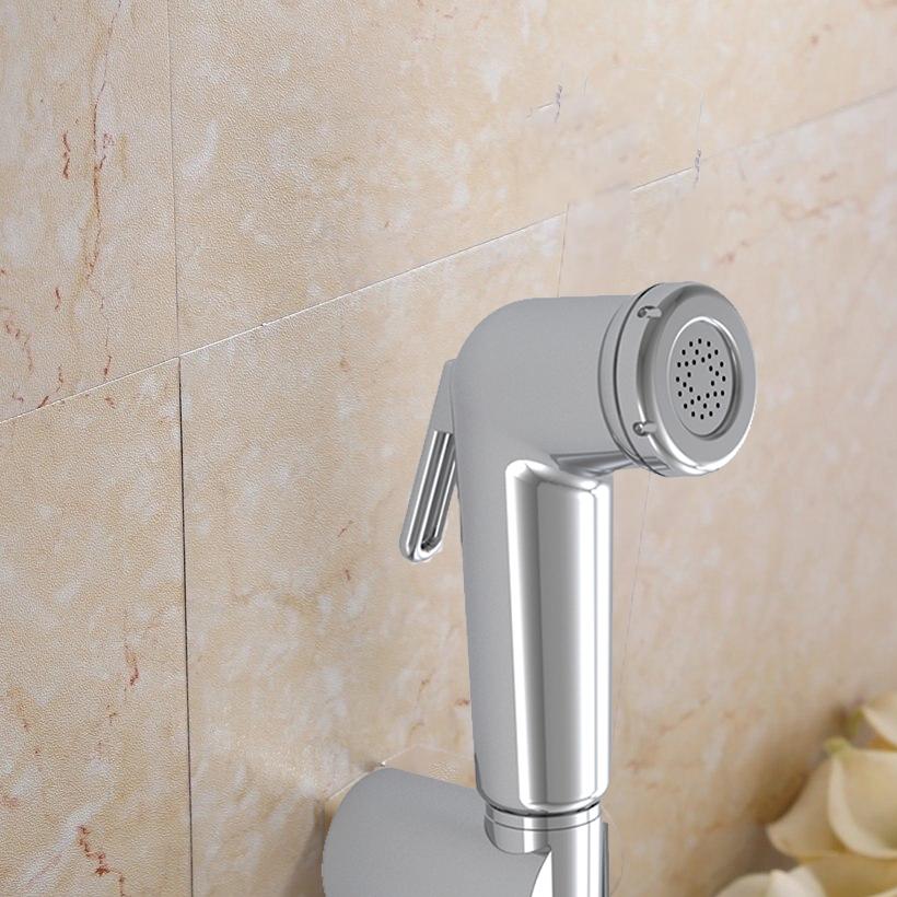 Vòi xịt toilet ABS 10325CR iCrolla - Hàng Chính Hãng