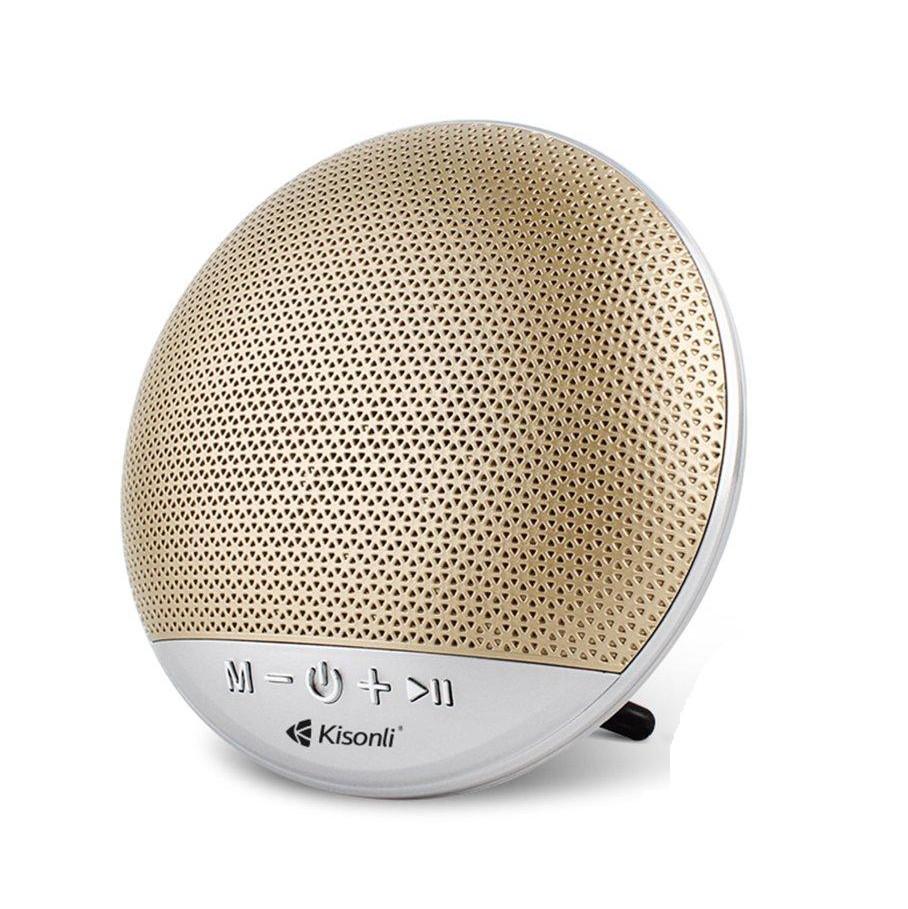 Loa nghe nhạc Kisonli Bluetooth Q7- Màu ngẫu nhiên -Hàng chính hãng