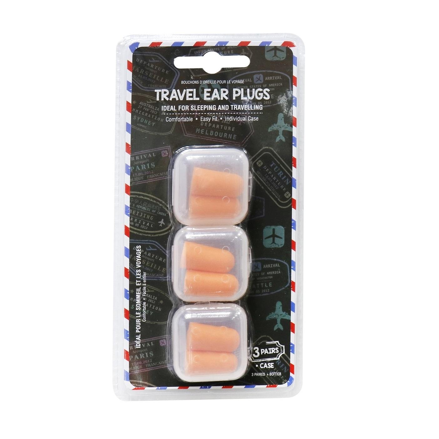 Bộ nút bịt tai chống ồn có hộp Uncle Bills RM0073