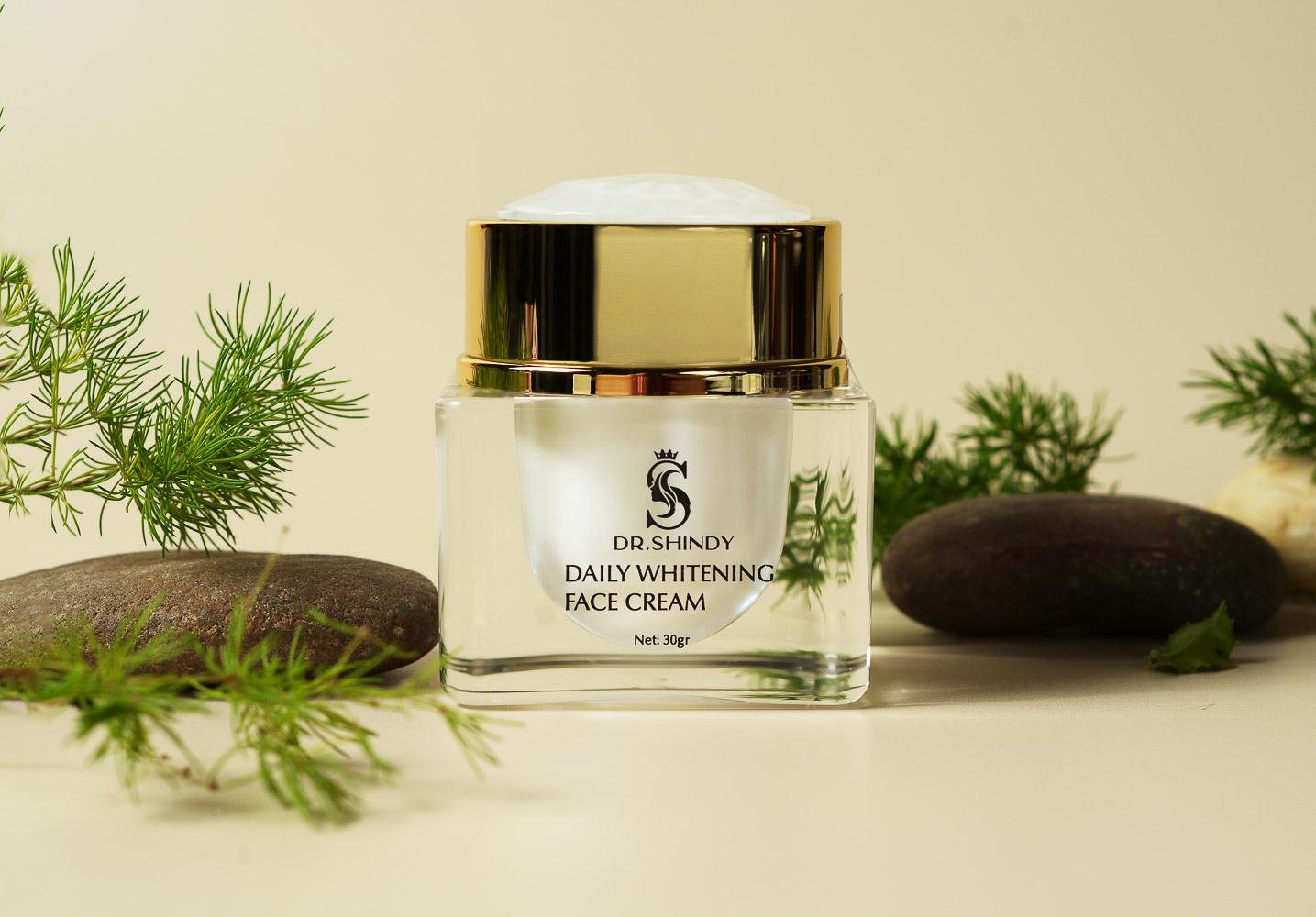 Kem Dưỡng Trắng Da Mặt Nâng Tone Ban Ngày Dr.Shindy Daily Whitening Face Cream