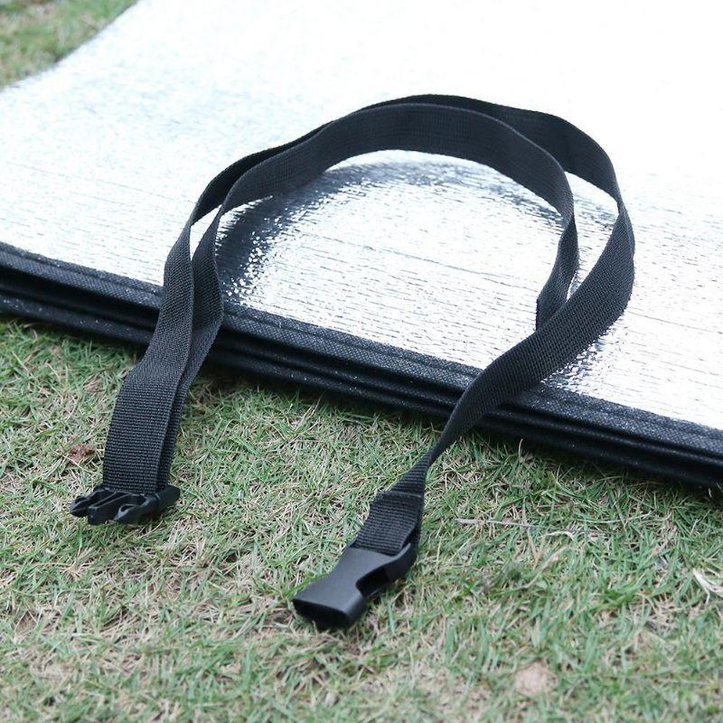 Bộ Dây đai nịt gói gọn đồ đạc có khóa gài an toàn tiện dụng khi đi dã ngoại/du lịch