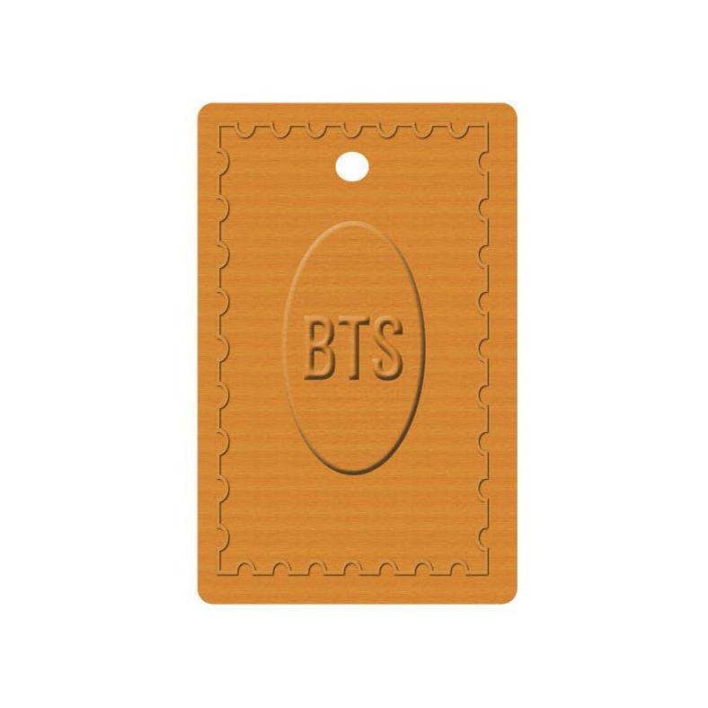 Hộp 40 Lomo Card Nhân Vật BT21 (Tặng móc khóa gỗ BTS thiết kế độc quyền)