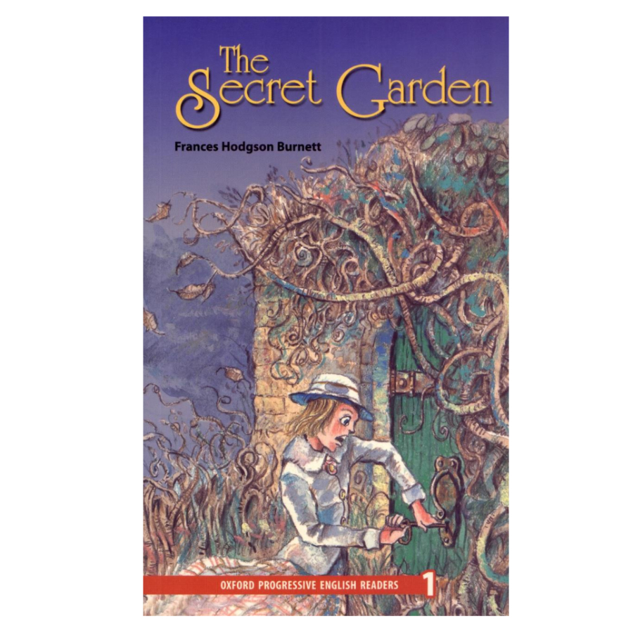Oxford Progressive English Readers 1: The Secret Garden