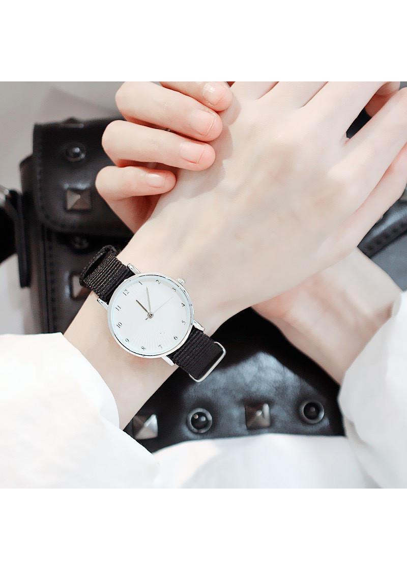 Đồng hồ đeo tay nữ unisex camine thời trang DH42