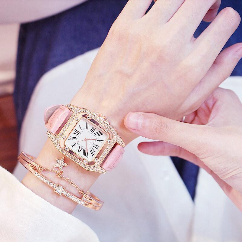 Đồng hồ nam nữ thời trang thông minh Vokali cực đẹp DH46
