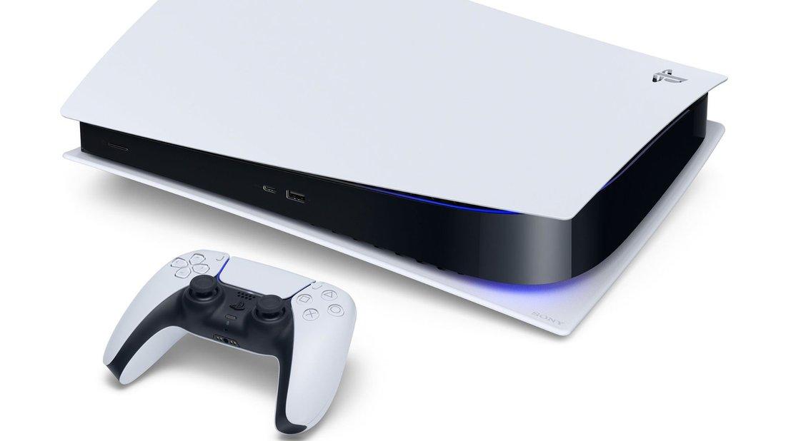 Máy chơi game Playstation 5 Standard -Hàng Chính Hãng