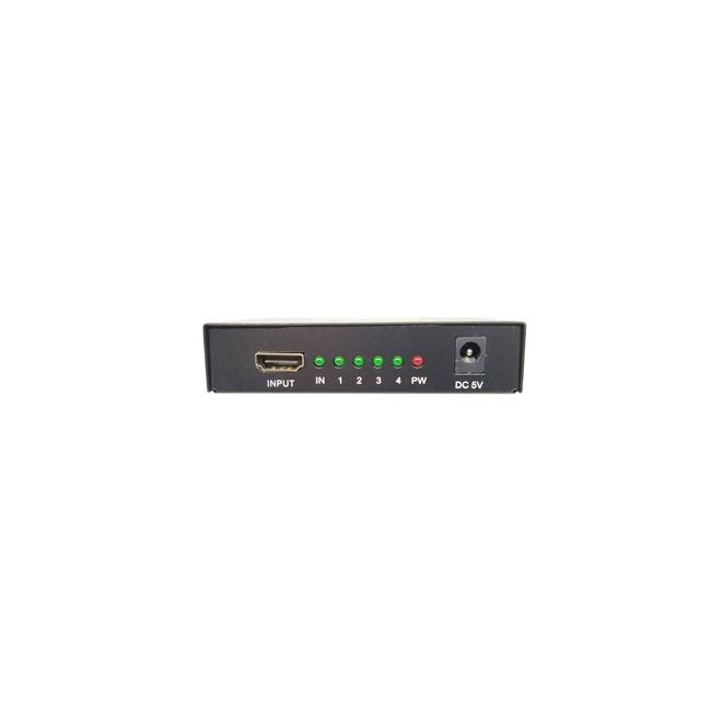 Bộ chia tín hiệu HDMI SPLITTER -4K-Utra HD 1 ra 4 HDMI - Hàng Chính Hãng