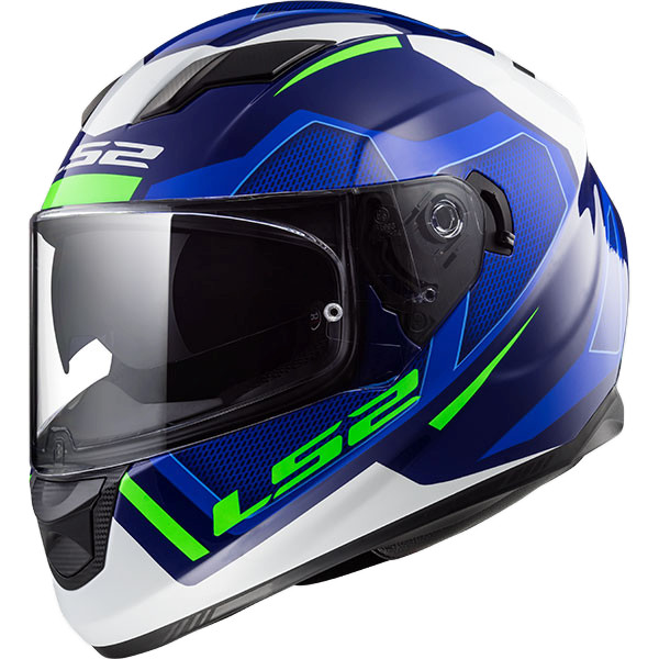 Mũ bảo hiểm Fullface LS2 FF320 Stream
