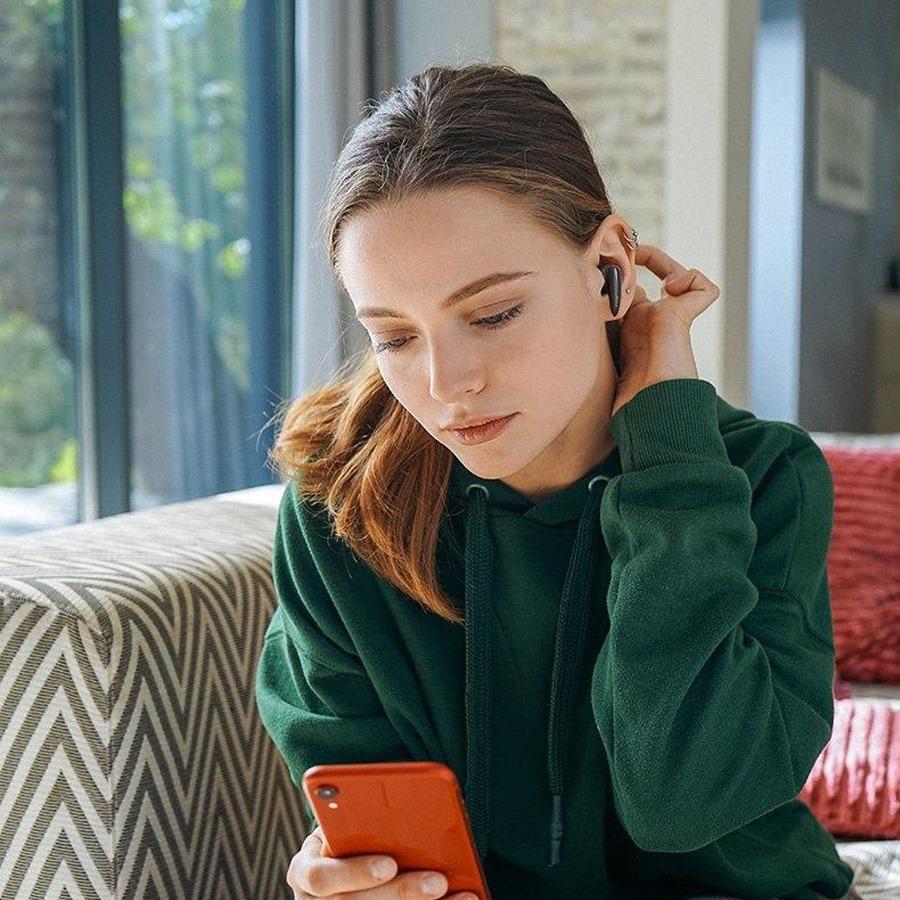 Tai nghe bluetooth Wireless Stereo Earbuds iWalk Amour Air Duo 2 BTA005 - Hàng chính hãng