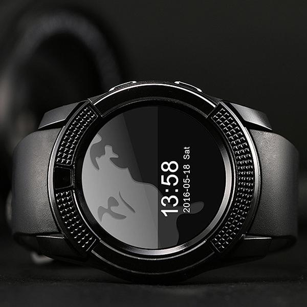 Đồng hồ thông minh sim độc lập V8 Smartwatch PF28 Tặng kèm Sim