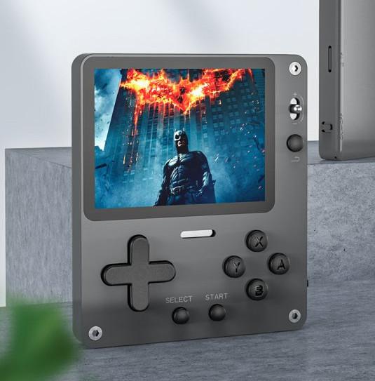 Máy Chơi Game Cầm Tay Cổ Điển Màn Hình 2.4 inch Ruizu S100 Kèm Thẻ Nhớ 16GB Có Sẵn 2000 Game