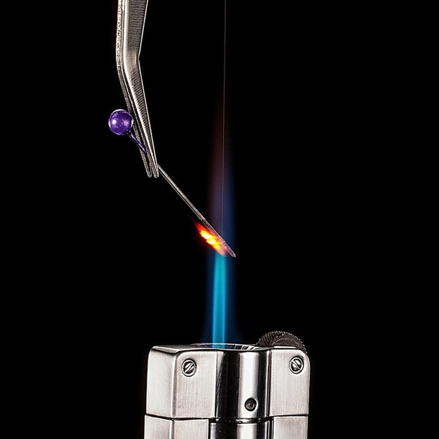 Hộp Qụet Bật Lửa Khò 1 Tia ZB365 Thiết Kế Đẹp Độc Lạ  - Dùng Gas