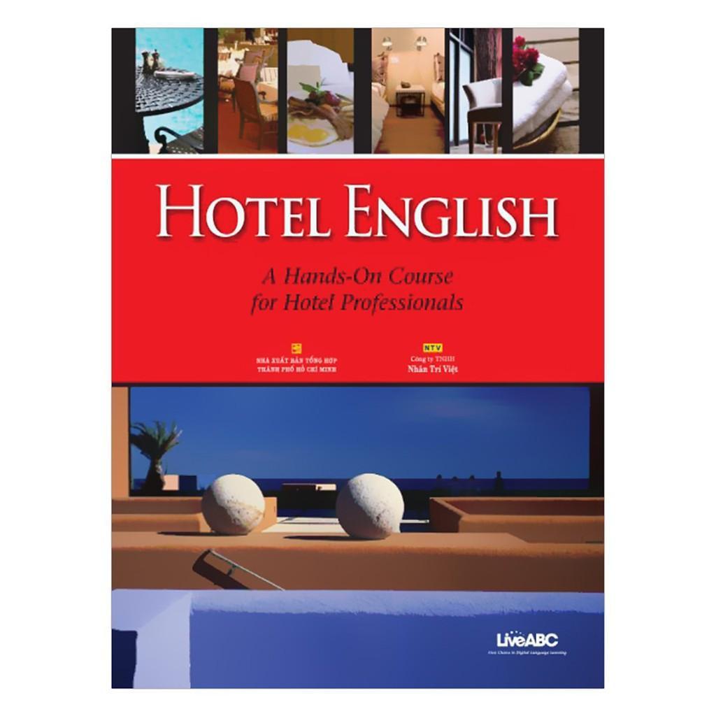 Sách - Hotel English