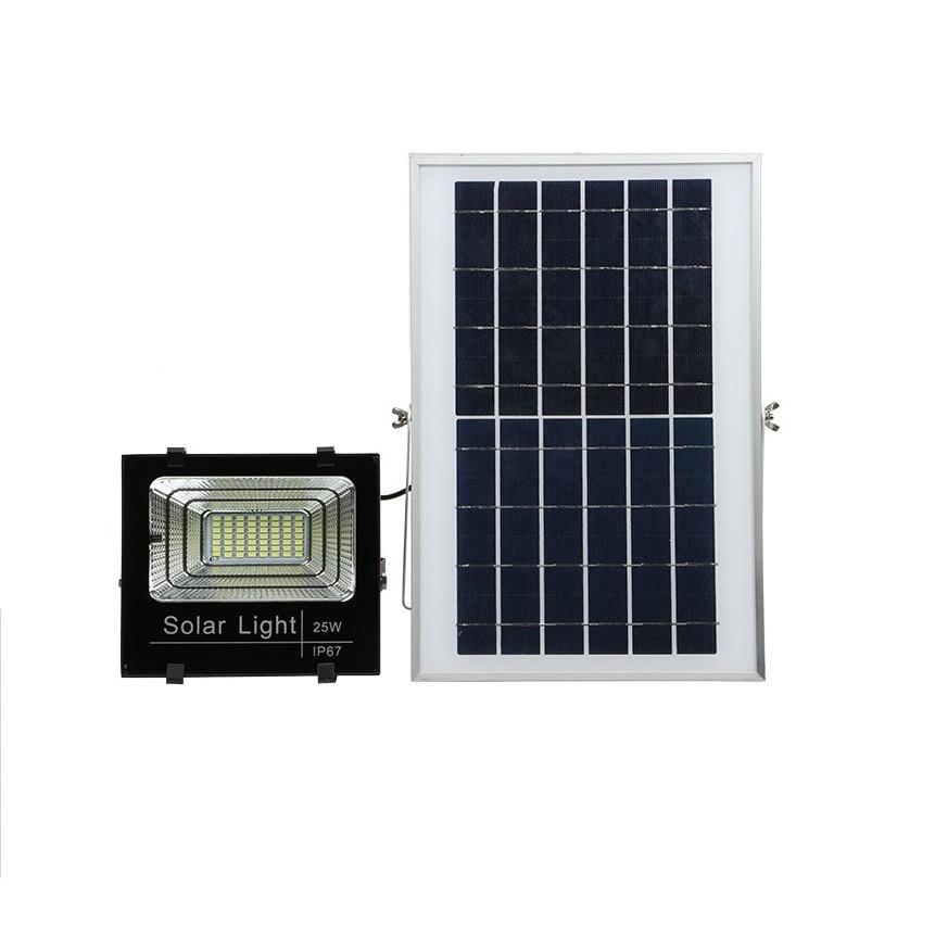 Đèn led năng lượng mặt trời SUN-1825 25W, Đèn năng lượng mặt trời IP 67
