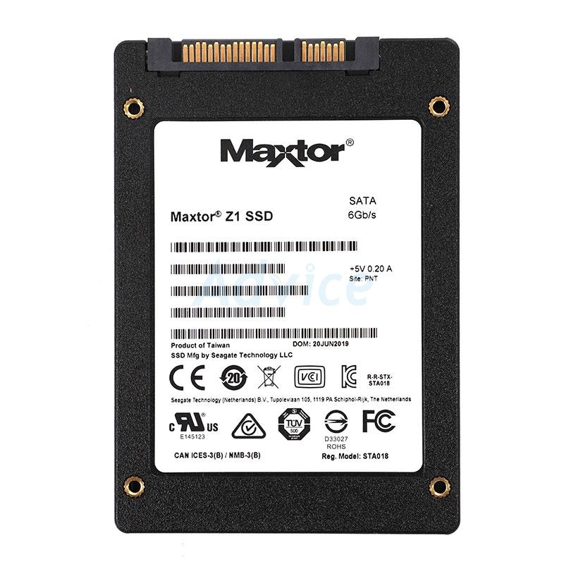 Ổ cứng SSD Seagate Maxtor 240GB SATA YA240VC1A001 - Hàng Chính Hãng
