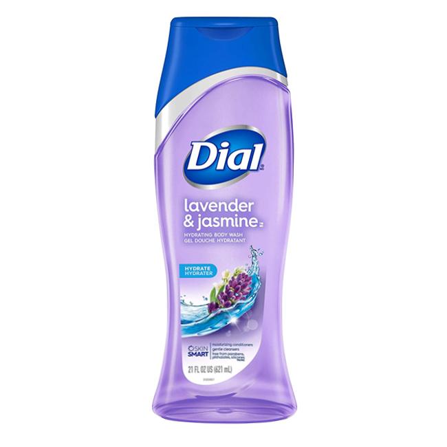 Sữa tắm Dial Lavender & Twiling jas 473ml - USA