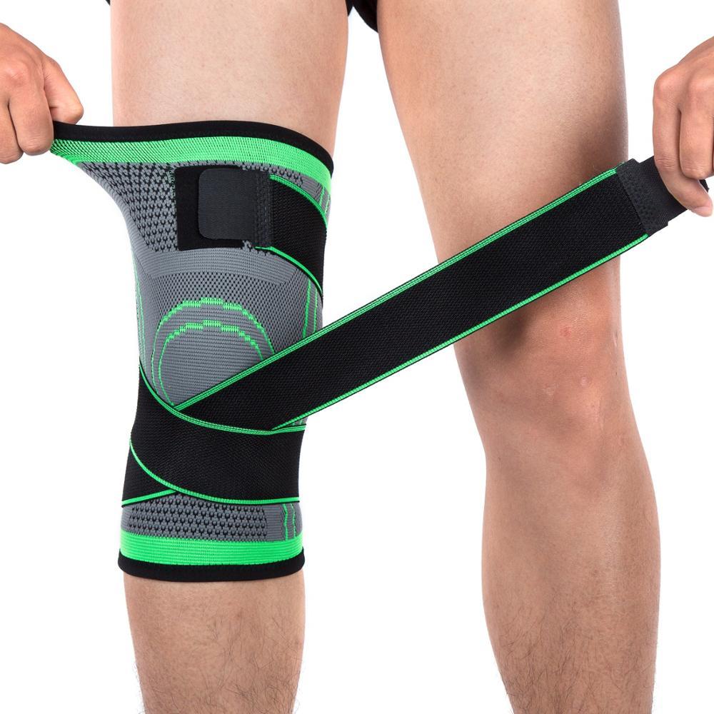 Đai bó gối chính hãng TopBody, hỗ trợ, bảo vệ đầu gối khi đá bóng, chơi thể thao, tập Gym