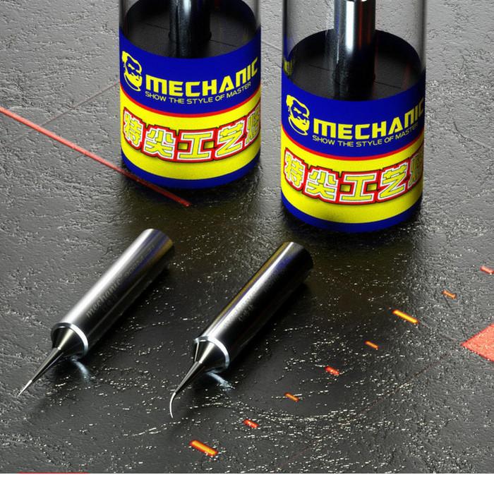 Mũi hàn mechanic siêu nhọn 0.2mm (mũi cong)